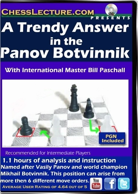 A Trendy Answer in the Panov Botvinnik Front