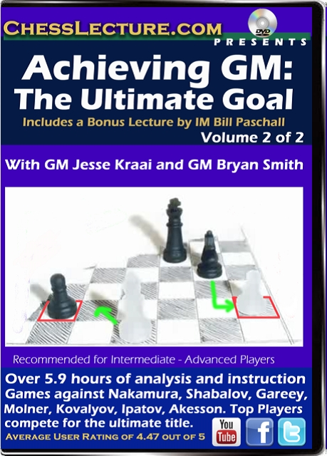 Achieving GM - The Ultimate Goal V2 Front