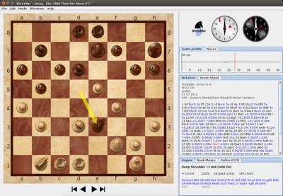 DOWNLOAD - Windows (UCI) - Shredder 13 Chess Playing