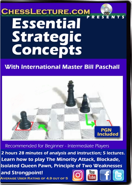 Essential Strategic Concepts EDVD Front