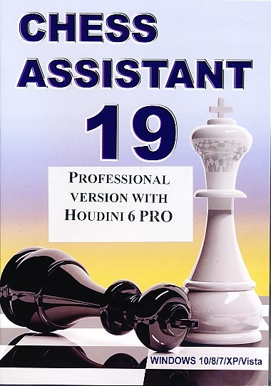DOWNLOAD - Chess Assistant 19 Professional with Houdini 6 PRO