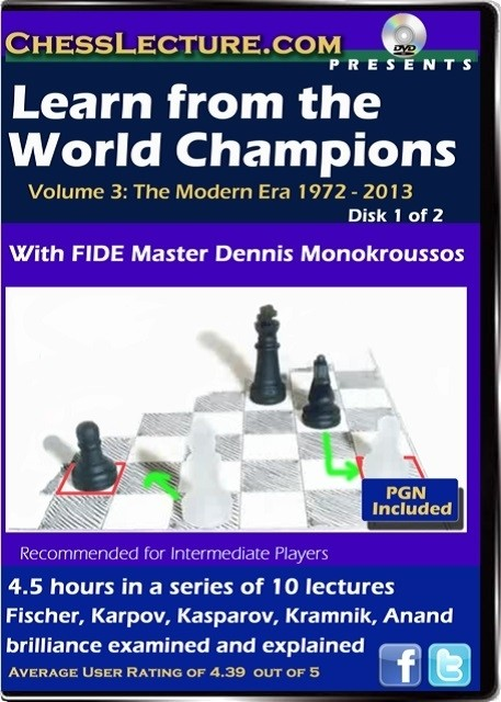 Learn from the World Champions V3 D2 Front