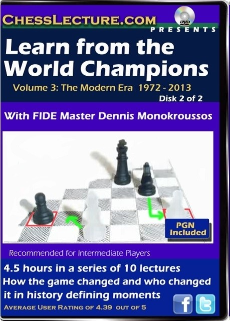 Learn from the World Champions V3 D1 Front