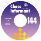 PRE-ORDER - Chess Informant - Issue 144 on CD