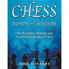 SHOPWORN - Chess Words of Wisdom