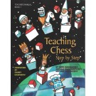 SHOPWORN - Teaching Chess - Step By Step - Teacher's Manual - BOOK 1
