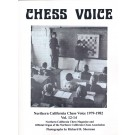 Northern California Chess Voice - 1979-1982 Vol. 12-14