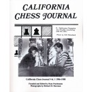 California Chess Journal - Volume 1 1986-1987