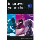 SHOPWORN - Improve Your Chess x3
