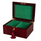 Premium Chess Box - Brazilian Rosewood