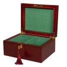 Premium Chess Box - Mahogany