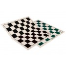 "Single-Fold Regulation USCF Chess board - 2.25"" Squares"