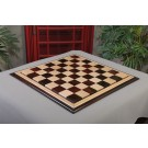 CLEARANCE - Luxe Wood Chess Board - Indian Rosewood / Maple