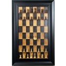 "Straight Up Chess Board - Black Cherry Series with 3 1/2"" Wide Scoop"