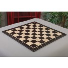 Ebony and Maple Wooden Tournament Chess Board