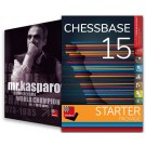 CHESSBASE 15 - STARTER Edition & Mr. Kasparov: How I Became World Champion Bundle
