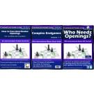 Complex Game Study - 3 DVDs - Chess Lecture