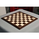 CLEARANCE - African Palisander and Ash Wooden Tournament Chess Board
