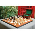 The Hastings Chess Set, Box, & Board Combination