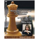 E-DVD WINNING CHESS THE EASY WAY - VOLUME 3 - Essential Chess Tactics and Combinations