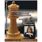 E-DVD WINNING CHESS THE EASY WAY - VOLUME 4 - Learn How to Avoid Opening Traps and Pitfalls