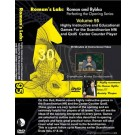 ROMAN'S LAB - VOLUME 95 - Highly Instructive & Educational Games for the Scandinavian Nf6 & Qxd5 Center Counter Player