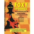 FOXY OPENINGS - VOLUME 156 - Winning with the Queen's Gambit - Disk 2