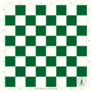 "The House of Staunton Vinyl Chess Board - 2.25"" Squares"