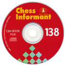 Chess Informant  - ISSUE 138 on CD
