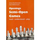 Openings Semi-Open Games
