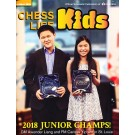 CLEARANCE - Chess Life For Kids Magazine - October 2018 Issue