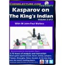 Kasparov on the King's Indian V1 Front