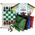 Scholastic Chess Club Starter Kit - For 10 Members
