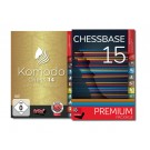 Komodo 14 and CHESSBASE 15 Premium Bundle