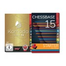 Komodo 14 and CHESSBASE 15 Starter Bundle