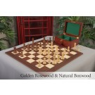 The Club Sized Fischer-Spassky Chess Set, Box, & Board Combination