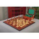 The Leningrad Series Chess Set, Box, & Board Combination
