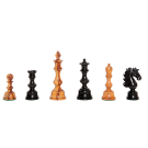 "The Exotique Collection® - The Treviso Series Luxury Chess Pieces - 4.4"" King"