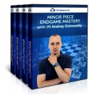E-DVD Minor Piece Endgame Mastery with IM Andrey Ostrovskiy