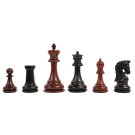 """CLEARANCE - The Sultan Series Prestige Chess Pieces - 4.4"""" King"""