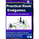 Practical Rook Endgames - Chess Lecture - Volume 52