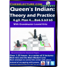 Queen's Indian - Theory and Practice Front