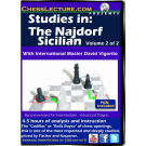 Studies in: The Najdorf Sicilian V2 Front