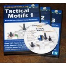 Tactical Motifs  - Complete Set - 3 DVDs - Chess Lecture