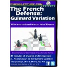The French Defense Guimard Variation Front