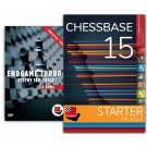 CHESSBASE 15 - STARTER Edition + ENDGAME TURBO 4 Bundle