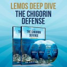 E-DVD - Lemos Deep Dive - #5 - Chigorin Defense- 2 DVDs Over 8 Hours of Content!