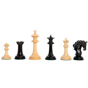 "The Montigo Series Luxury Chess Pieces - 4.25"" King"