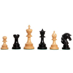 "The Calgary Series Luxury Chess Pieces - 4.3"" King"