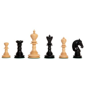 "The Brunswick Series Luxury Chess Pieces - 4.4"" King"